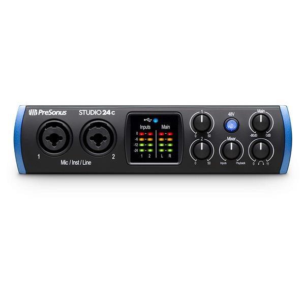 STUDIO 24C SCHEDA AUDIO USB