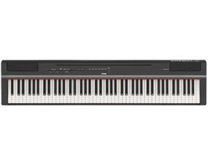 P125BK PIANO DIGITALE