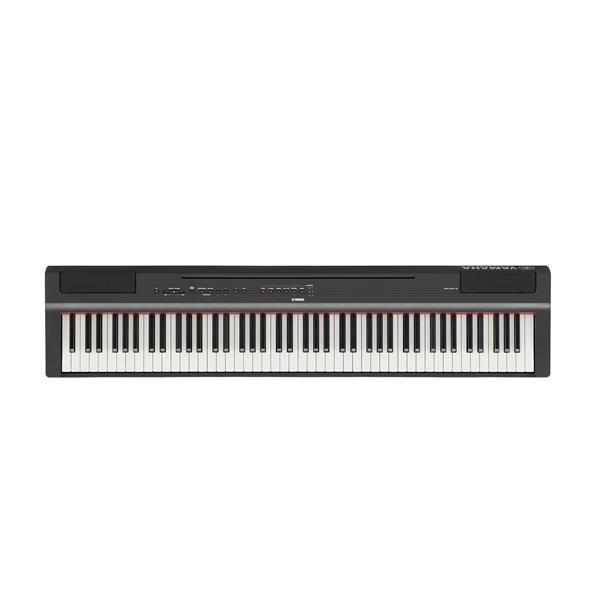 P-125 BK PIANO DIGITALE