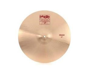 PIATTO CRASH 17'' BRONZO 2002 CUSN8