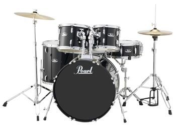 BATTERIA ROADSHOW JET BLACK CASSA DA 20""