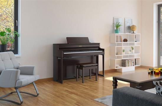 Perchè acquistare un pianoforte digitale Roland?