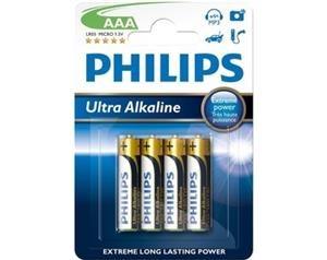 LR03E4B/10 AAA MICRO 1,5V ULTRA ALKALINE