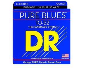 PHR10 10/52 PURE BLUES SET CORDE