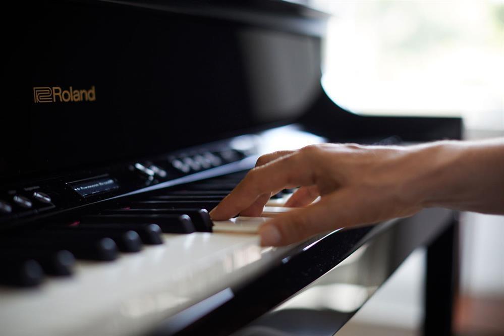 Pianoforte Roland 88 tasti pesati