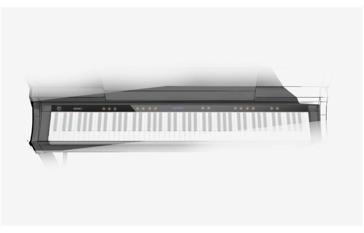 pianoforte-digitale-roland-dall-alto