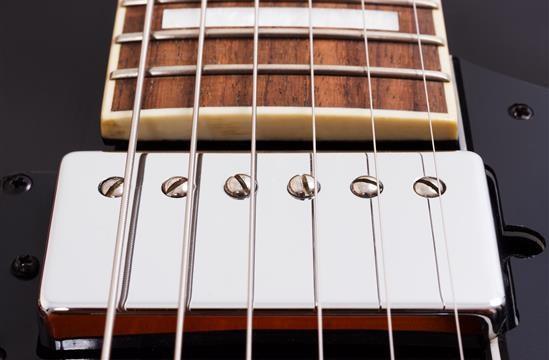 Pick up per chitarra: caratteristiche e tipologie