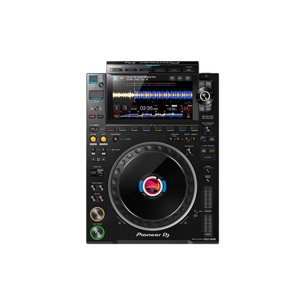 CDJ-3000 MULTI PLAYER PER DJ