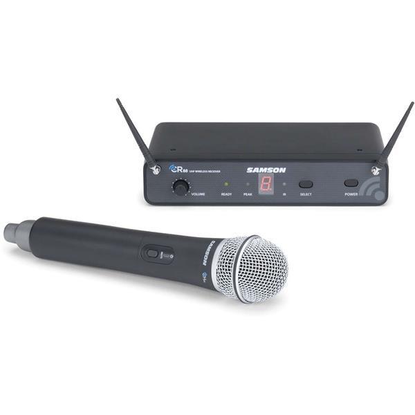 CONCERT 88 UHF HANDHELD SYSTEM - F (863-865 MHZ)