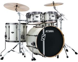 ML42HLZBNS-SAP - SHELL KIT HYPER-DRIVE - FINITURA SATIN ARCTIC PEARL