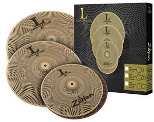 CARTONE 4 L80 LOW VOLUME (LV468): RIDE + HI-HAT + CRASH