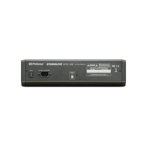 STUDIOLIVE AR12 USB MIXER IBRIDO