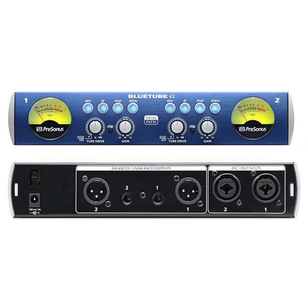 BLUETUBE DP V2 PREAMP