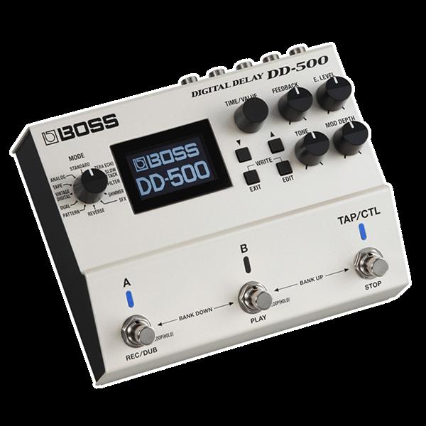 DD-500 DIGITAL DELAY