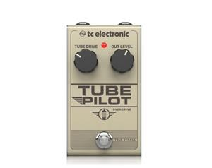 Tube Pilot Overdrive Pedale