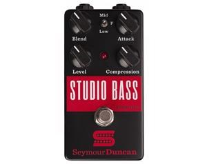 STUDIO BASS COMPRESSOR PEDALE