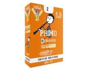 PRIMO BOX 10 ANCE 2 CLARINETTO SIB