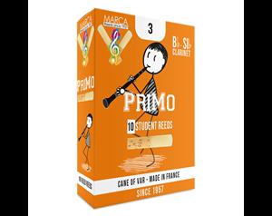 PRIMO BOX 10 ANCE 3 CLARINETTO SIB