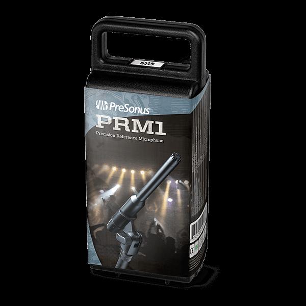 PRM1 MICROFONO PER MISURAZIONI AUDIO