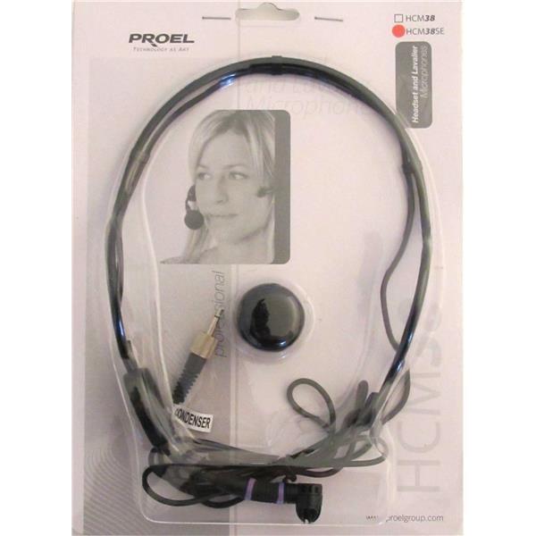 HCM38SE HEADSET MICROFONO