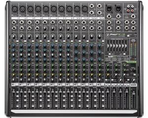 PRO FX 16V2 MIXER