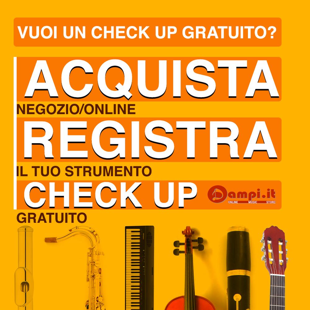 Promo registrazione strumento