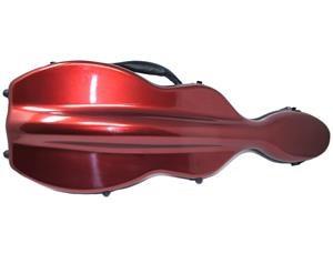 1003VF 4/4 RED ASTUCCIO VIOLINO FIBER