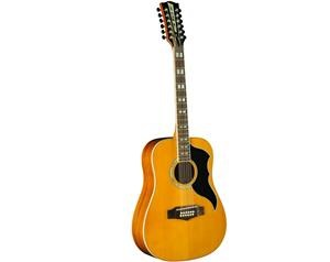 RANGER XII VR EQ NATURAL TOP STAINED CHITARRA ACUSTICA