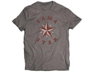 TAMT002M T-SHIRT STAR GREY