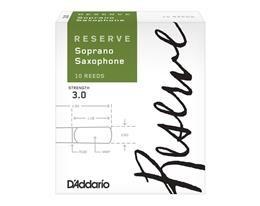 BOX 10 ANCE SAX SOPRANO RESERVE 4
