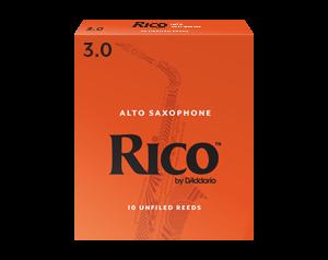 RICO 2.5 BOX 10 ANCE ALTO SAX