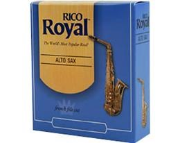 BOX 10 ANCE 2 1/2 ROYAL SAX ALTO
