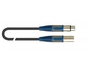 RKSM340 3 METRI CAVO MIC XLR/F-XLR/M