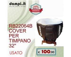 RB22064B COVER PER TIMPANO 32''