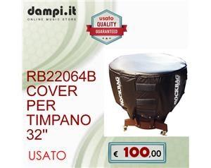 RB22064B COVER PER TIMPANO 32''