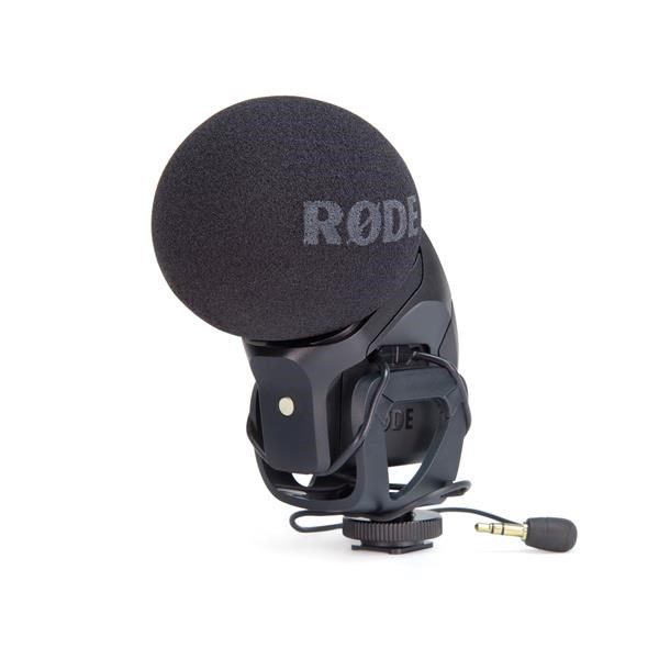STEREO VIDEO MIC PRO