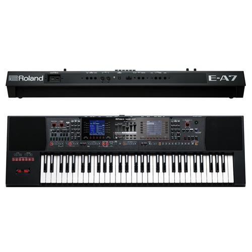 Ea7 Tastiera Arranger