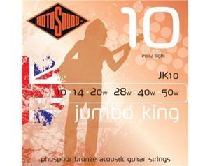 JK10 EXTRA LIGHT JUMBO KING 10/50