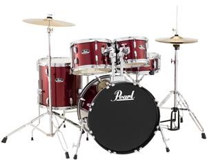 Rs505c/C91 Roadshow 5pz Cassa 20'' Red