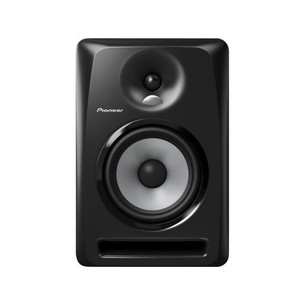 S-DJ60X BK MONITOR ATTIVO 6''/1