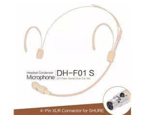 DH-F01S HEADSET MIC 4 PIN