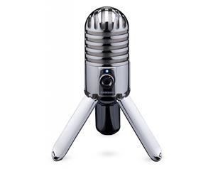 Meteor Mic Usb Microfono