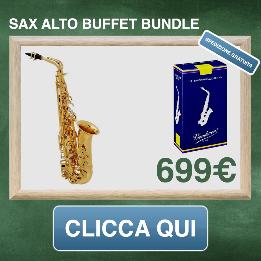sax alto bundle
