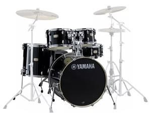 SB0F5RBL STAGE CUSTOM BIRCH SHELL KIT RAVEN BLACK