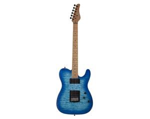 PT PRO MAPLE TRANS BLUE BURST