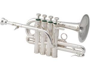 50p7-4ma Trombino Silver Plated