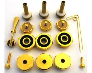 90GTK GOLD TRIM KIT PER TROMBA