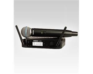 Glxd24e/b58 Radiomicrofono Palmare