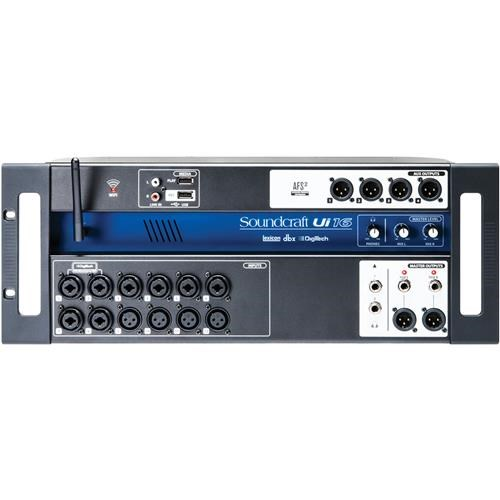 Ui 16 Mixer Digitale