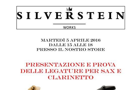 Daminelli Pietro S.r.l. presenta le legature Silverstein